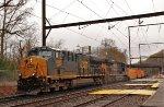 CSX 3405 leads Q032